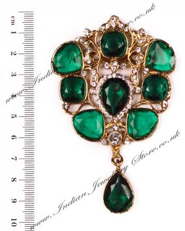Mughal Inspired Pin XAGC03869