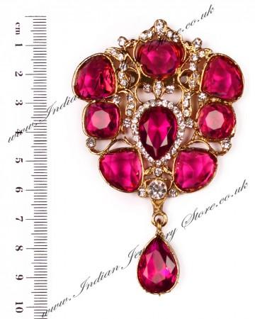 Mughal Inspired Pin XAPC03870