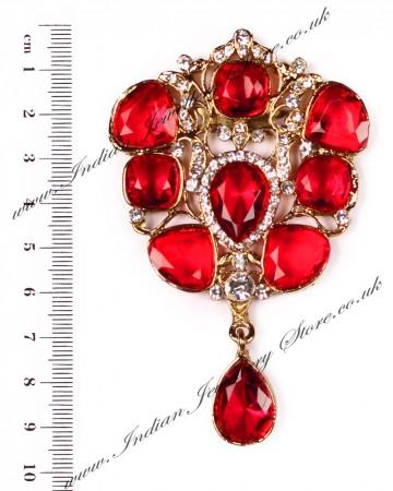 Mughal Inspired Pin XARC03872