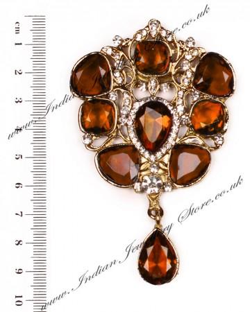 Mughal Inspired Pin XANC04255