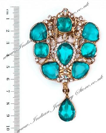 Mughal Inspired Pin XALC04256