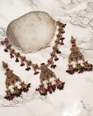 Necklace Set NGAP02559