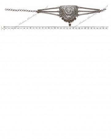 Haseen Large Design Bajuband VSWP0996