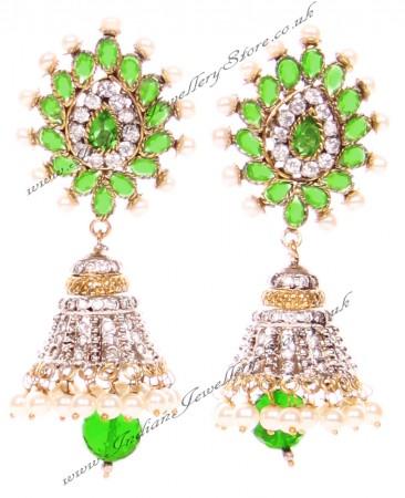 DIAH Jhumki Earring ESGA03048