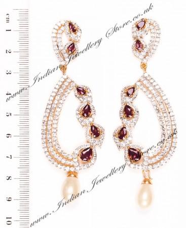 Ambreen Earrings EGUA03366