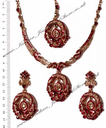 ANJALA Necklace Set NARC03232