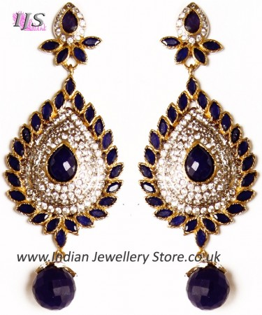 American Diamond Earrings ESLA02932