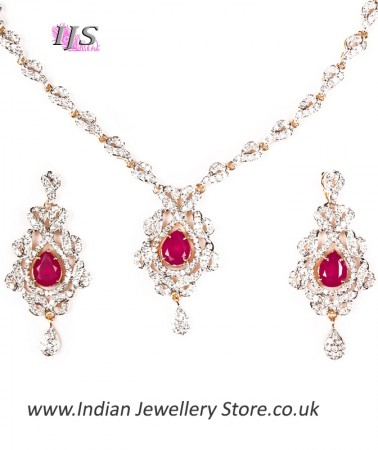 Sophisticated Necklace Set NGRA04624