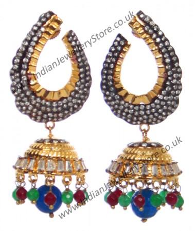 Medium/Large Indian Jhumka EGMA10377
