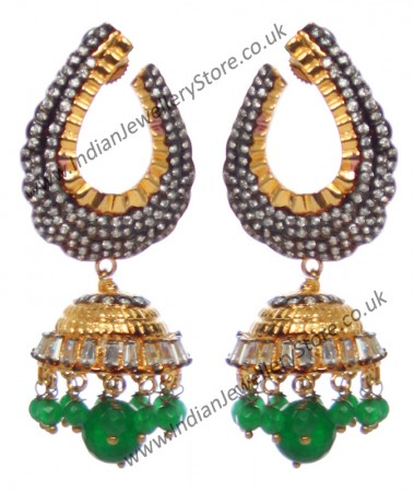 Medium/Large Indian Jhumka EGGA10378
