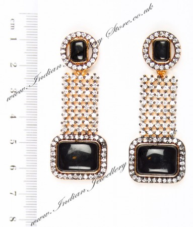 Ruhee Indian Earrings EABA04300