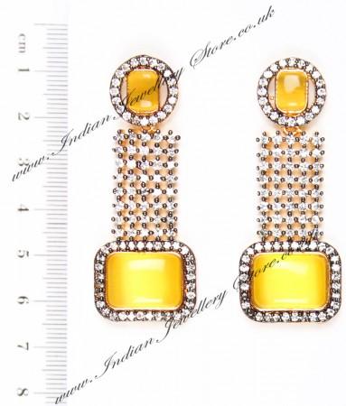 Ruhee Indian Earrings EAYA04306