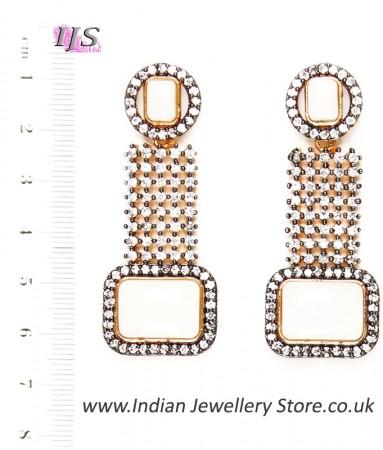Ruhee Indian Earrings EAWA04303