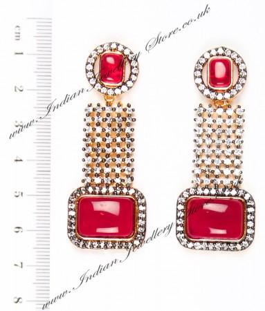 Ruhee Indian Earrings EARA04308