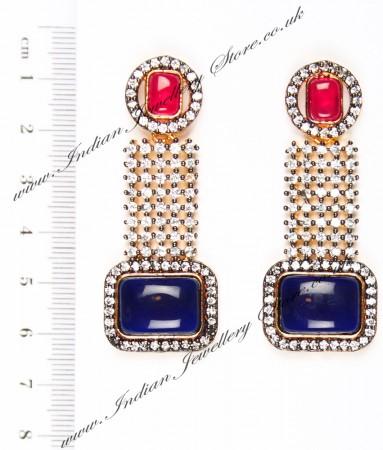 Ruhee Indian Earrings EAMA04309