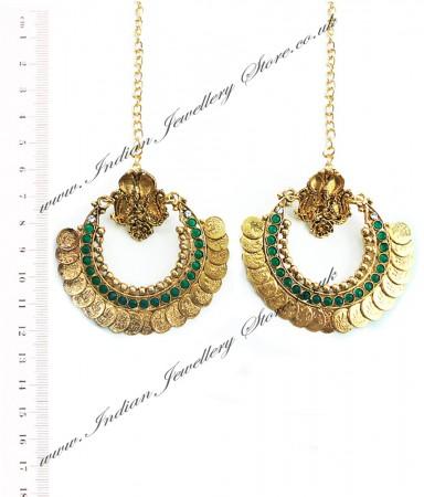 RAM LEELA Inspired Earrings EAGP04103