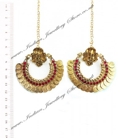RAM LEELA Inspired Earrings EARP04105
