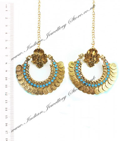 RAM LEELA Inspired Earrings EALP04156