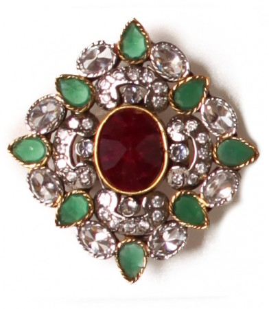 Large Mughal Ring RAAA03756