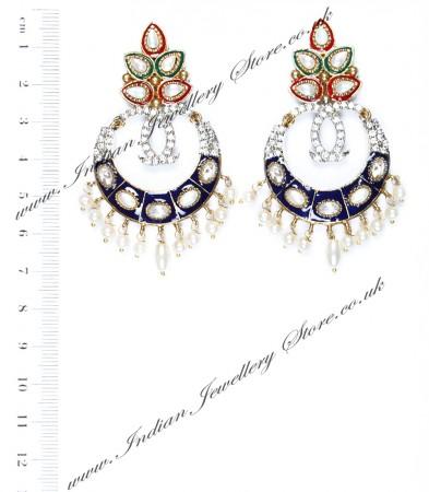Misha Indian Earrings ESWA04329