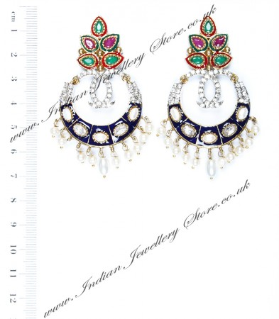 Misha Indian Earrings ESMA04330