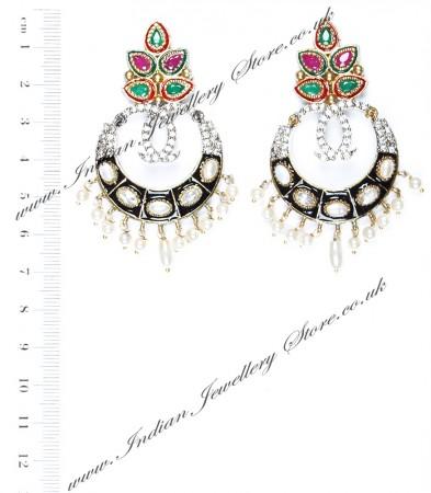 Misha Indian Earrings ESAA04336