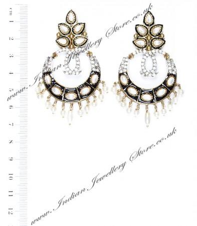 Misha Indian Earrings ESWA04338