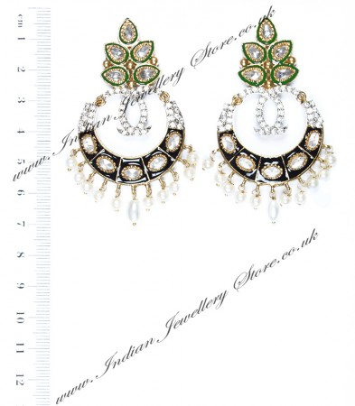 Misha Indian Earrings ESWA04339