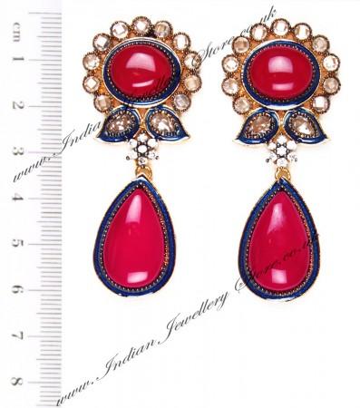 Leena Earrings EGRP03888