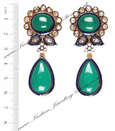 Leena Earrings EGGP03892