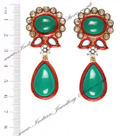 Leena Earrings EGGP03894