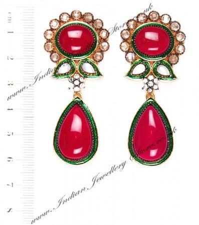 Leena Earrings EGRP03895