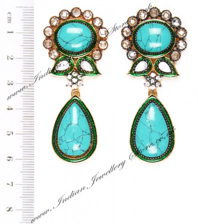 Leena Earrings EGLP03896