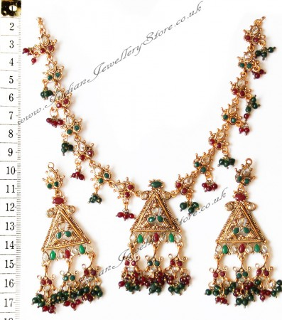 Necklace Set NGAP02559