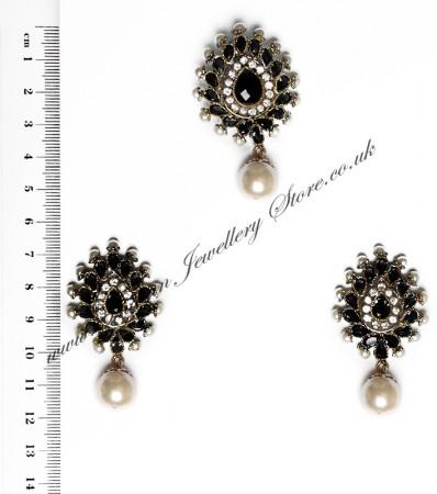Isla Pendant & Earrings NABA10119