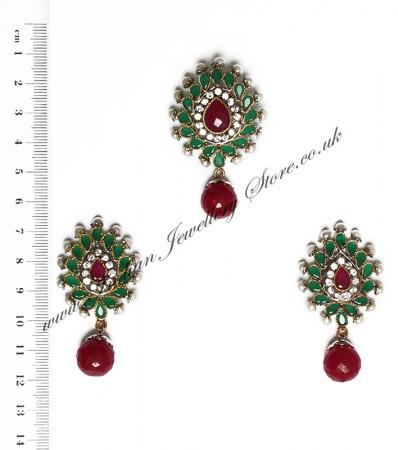 Isla Pendant & Earrings NAMA10120