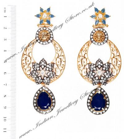 NISHA Indian Earrings EALA04059