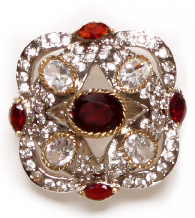 Medium Mughal Indian Ring RGRA02741