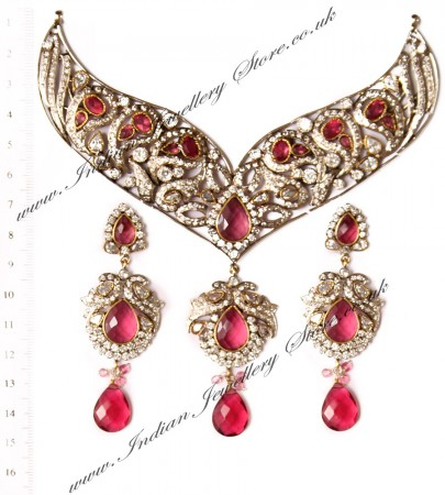 Indian Necklace Set NAPA03279