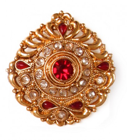 Large Rajasthani Ring RGRP03764