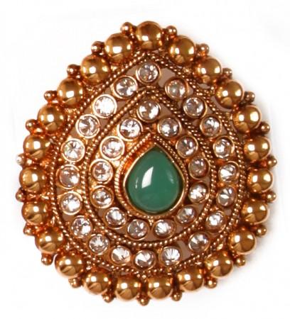Large Rajasthani Ring RGGP03768