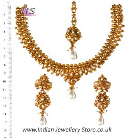 Indian Necklace Set NGWL03653