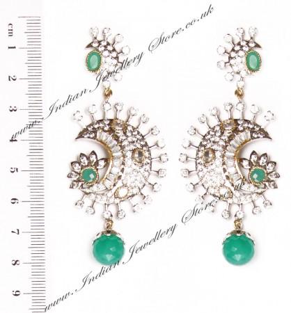 Ambreena Earrings ESGA03539