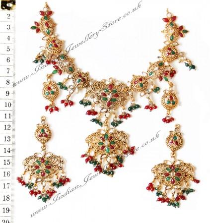 Necklace Set NGAP02556