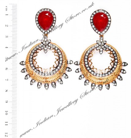 NILIMA Indian Earrings EARA04064