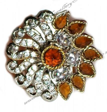 Large Rajastani Ring RGNA0901