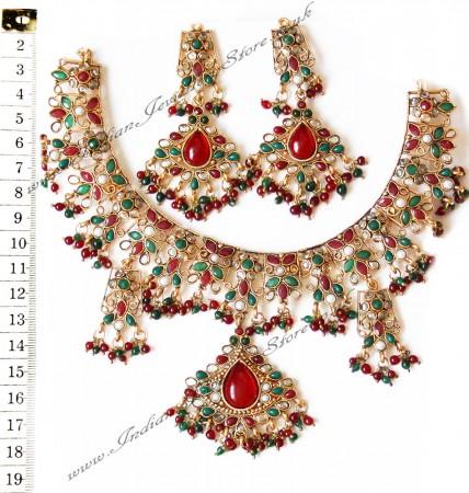Necklace Set NGAP02558