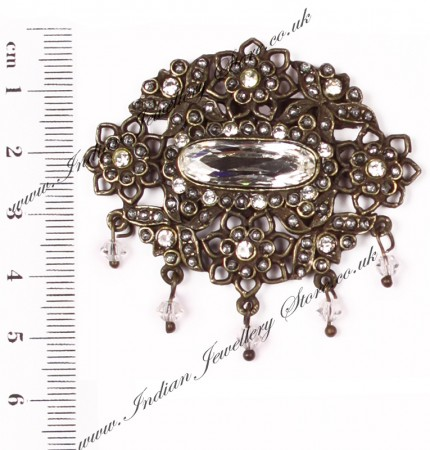 Indian Brooch KGWP10067