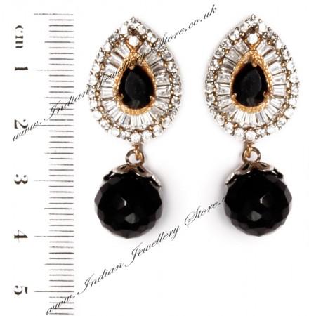 STUD Earrings EGBA03388