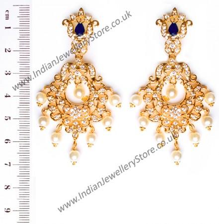 Kirsty Fine American Diamond Chandeliers EELA10410